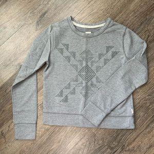 TOMS Cropped Sweatshirt